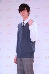 第5回日本制服アワードの男子グランプリ・織部典成(C)Deview