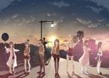 テレビアニメ『青春ブタ野郎はバニーガール先輩の夢を見ない』ビジュアル (C)2018 鴨志田 一/KADOKAWA アスキー・メディアワークス/青ブタ Project