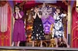 27日放送の日本テレビ系バラエティー『今夜くらべてみました』に出演する(左から)川田裕美、小林麻耶、新井恵理那