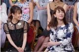 27日放送の日本テレビ系バラエティー『今夜くらべてみました』に出演する(左から)小林麻耶、新井恵理那