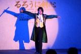 加納惣三郎を演じるに松岡充=浪漫活劇『るろうに剣心』製作発表記者会見 (C)ORICON NewS inc.