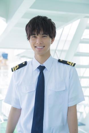 ドラマ『マジで航海してます。〜Second Season〜』メインキャストとして出演する水野勝(BOYS AND MEN)(C)「マジで航海してます。〜Second Season〜」製作委員会
