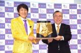 「ホテル三日月」千原ジュニア宣伝部長就任 記念イベントに出席した千原ジュニア (C)ORICON NewS inc.