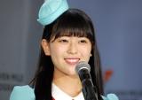 セブン&アイ・ホールディングス セブンマイルプログラム記者イベントに出席した乃木坂46・岩本蓮加 (C)ORICON NewS inc.
