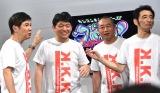 舞台『カンコンキンシアター32 〜THE LAST MESSAGE〜 「クドい!」』の制作発表会の (C)ORICON NewS inc.
