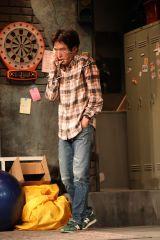 一人舞台『フリー・コミティッド』に挑む成河 撮影:神ノ川智早