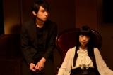 生まれつき人間としての感情が欠落している主人公の義波(吉沢亮)とテイカーが仕掛ける復讐劇が開幕(C)「GIVER 復讐の贈与者」製作委員会