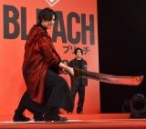 映画『BLEACH』のジャパンプレミアに出席した福士蒼汰 (C)ORICON NewS inc.