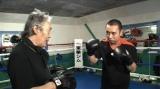 72歳の会長が、特別に大悟&ノブを特訓することに!(C)テレビ朝日