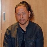 『WWE Live Japan』欠場に悔しさをにじませる中邑真輔 (C)ORICON NewS inc.