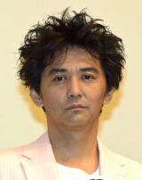 村上淳=映画『パンク侍、斬られて候』初日舞台あいさつ (C)ORICON NewS inc.