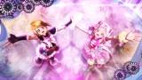 劇場版『プリキュア』の3DCGエンディングダンス映像の場面カット(C)2018 映画HUGっと!プリキュア製作委員会