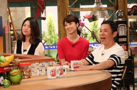 カンテレ・フジテレビ系バラエティー『おかべろ』に小倉優子がゲスト出演(C)カンテレ