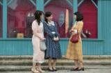 10月1日からNHKで放送開始される連続テレビ小説『まんぷく』和歌山マリーナシティ「ポルトヨーロッパ」で行われた撮影の模様(C)NHK