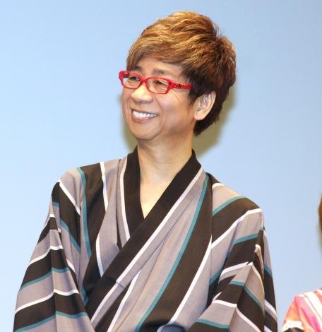 アニメ映画『劇場版ポケットモンスター みんなの物語』完成披露試写会に出席した山寺宏一