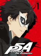 アニメ『PERSONA5 the Animation』BD&DVD第1巻(6月27日発売)(C)ATLUS (C)SEGA/PERSONA5 the Animation Project