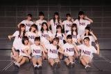 6月30日に初日公演を行った新生チームNIIIが「Nスリー」ポーズ(C)AKS