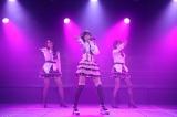 NGT48チームG「逆上がり」公演初日より(C)AKS