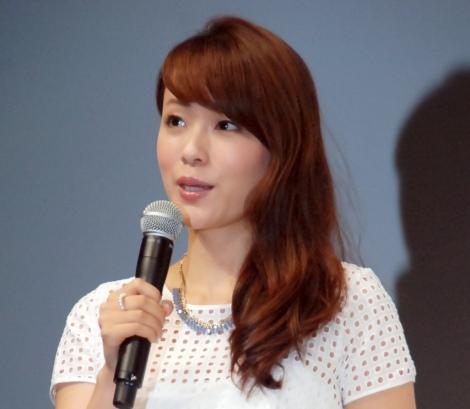 サムネイル 第1子妊娠を報告した本田朋子アナウンサー (C)ORICON NewS inc.