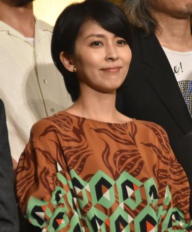 映画『泣き虫しょったんの奇跡』(9月7日公開)の完成披露試写会に出席した松たか子(C)ORICON NewS inc.