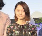 第1子妊娠発表後、初めて公の場に登場した宮崎あおい (C)ORICON NewS inc.