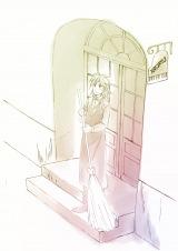 アニメ『ピアノの森』キャラクターデザイン・木野下澄江氏(Sumie Kinoshita)による第2シリーズ放送決定記念描き下ろしイラスト(C)一色まこと・講談社/ピアノの森アニメパートナーズ