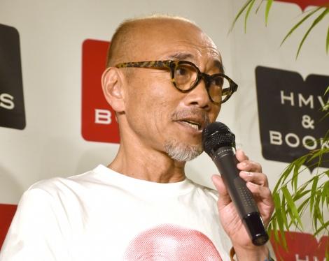 映画『レオン』Blu-ray&DVDリリース記念イベントに出席した竹中直人 (C)ORICON NewS inc.