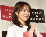 映画『レオン』Blu-ray&DVDリリース記念イベントに出席した知英 (C)ORICON NewS inc.