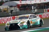 吉本が所属するチーム・LM Corsaのマシーン
