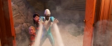 Mr.インクレディブルのヒーロー仲間・フロゾンのオリジナルアクション映像も公開(C)2018 Disney/Pixar. All Rights Reserved.