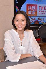 8日放送のTBS系『世界遺産』では長崎と天草地方の潜伏キリシタン関連遺産を特集 ナレーションを担当する杏 (C)TBS