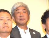 『COOL JAPAN PARK OSAKA』記者会見に出席した大�ア洋(C)ORICON NewS inc.