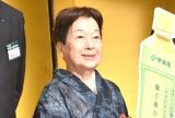 文部科学大臣賞を受賞し喜びを語る田島もりさん (C)ORICON NewS inc.