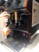 クラフトビールも販売=渋谷のミニシアター「シネクイント」内覧会の模様 (C)ORICON NewS inc.