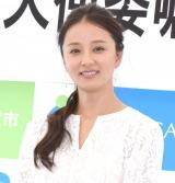 第2子妊娠を発表した中越典子 (C)ORICON NewS inc.