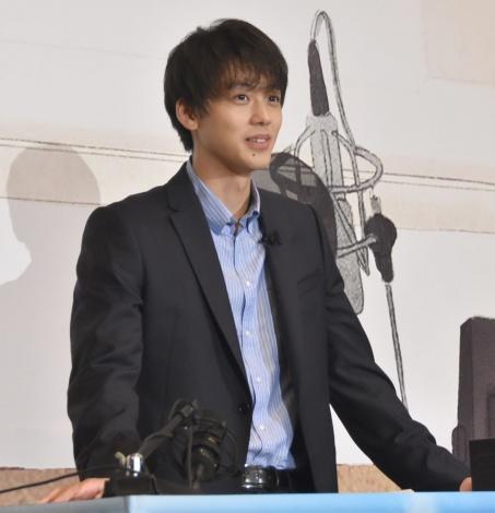 映画『センセイ君主』の公式WEBラジオ公開収録イベントに出席した竹内涼真 (C)ORICON NewS inc.