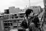 ファースト写真集『Deja-Vu』を発売する上杉柊平 (C)東京ニュース通信社
