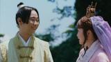 CM「あたらしい七夕」篇に出演する(左から)前野朋哉、川栄李奈