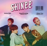 SHINeeニューシングル「Sunny Side」通常盤
