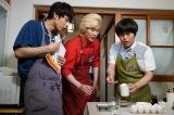 KAT-TUN中丸、期待はずれの家事力? バカリズム&カズレーザーがイジる(C)テレビ朝日