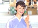『DUAL LIFE FES by 島&都市デュアル』1日サポーターに就任した大地真央 (C)ORICON NewS inc.