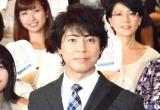 劇中でロッククライミングに挑んだ上川隆也 (C)ORICON NewS inc.