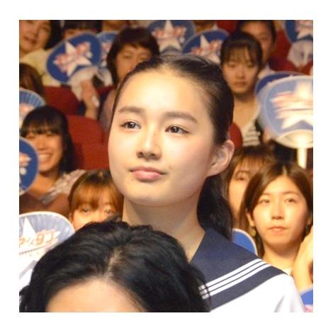 ドラマ『チア☆ダン』の舞台あいさつに登壇した箭内夢菜 (C)ORICON NewS inc.