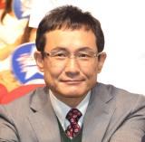 ドラマ『チア☆ダン』の舞台あいさつに登壇した木下ほうか (C)ORICON NewS inc.