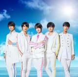 MAG!C☆PRINCE(左より)永田薫、平野泰新、西岡健吾、大城光、阿部周平