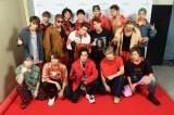 日本テレビ系『THE MUSIC DAY』に出演したTHE RAMPAGE from EXILE TRIBE(C)日本テレビ