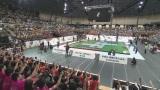 会場の白熱した雰囲気(C)NHK