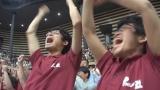 7月16日、総合テレビで『NHK学生ロボコン2018〜ABUアジア・太平洋ロボコン代表選考会〜』(6月10日、東京・大田区総合体育館)の模様を放送予定(C)NHK