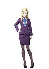 アニメ『イングレス』キャラクタービジュアル世界初公開(C)『イングレス』製作委員会