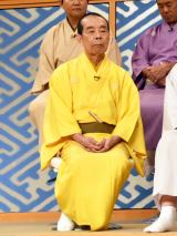 日本テレビ『笑点』大喜利メンバーの林家木久扇が桂歌丸さんを追悼 (C)ORICON NewS inc.